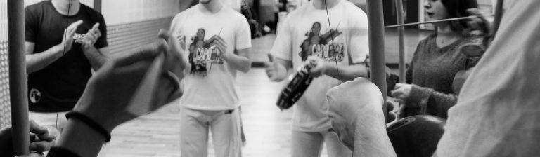 Capoeira Flow Music feat Fabio Santos