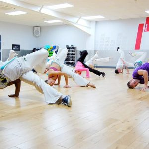 Class Online Capoeira Flow