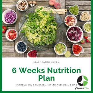 6 Weeks Nutrition Plan