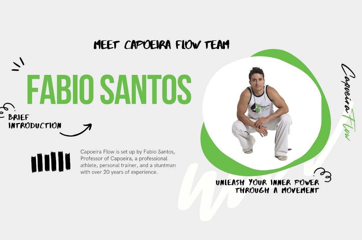 Meet Capoeira Flow Team