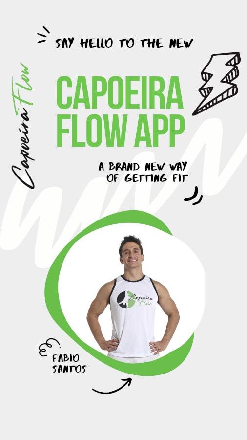 New Capoeira App